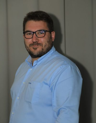 Fabrice Gallois conseiller municipal