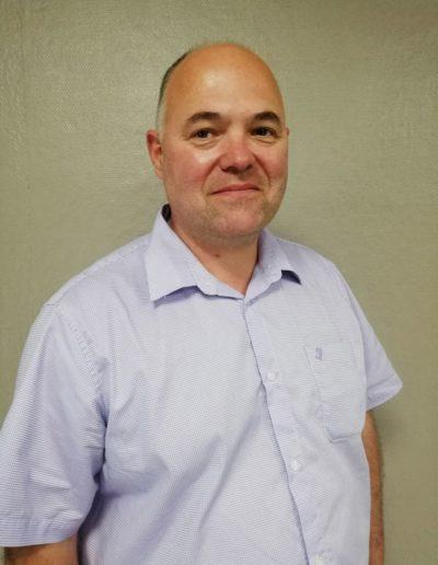 Laurent Lux conseiller municipal