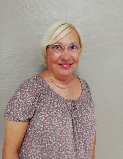 Christine Migeon conseillère municipale