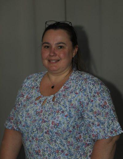 Nathalie Gaveau conseillère municipale