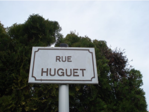 rue huguet